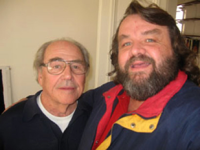 Dr Gerry Coulter and Jean Baudrillard